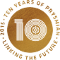 ten years logo